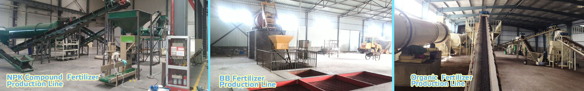 Fertilizer Production Line banner