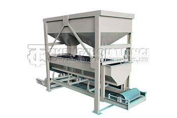Multiple Hoppers-Multiple Scale Batching System