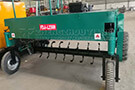windrow compost turning machine