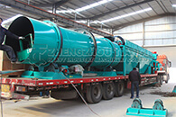 Nigerian NPK Compound Fertilizer Production Line Delivery Site in Tianci Factory