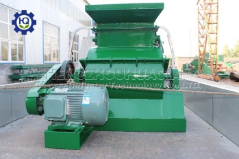 Single Axis Urea Crusher
