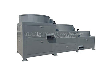 Round Polishing Machine