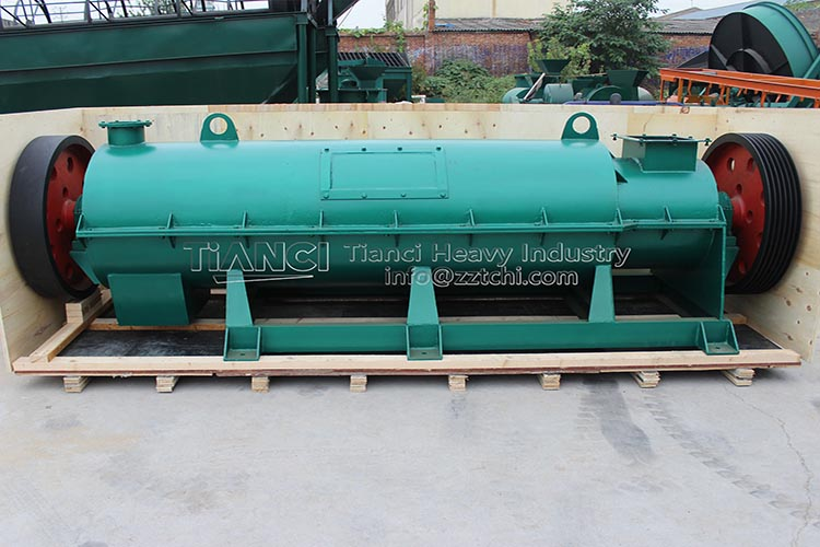 New Type Organic Fertilizer Granulator3