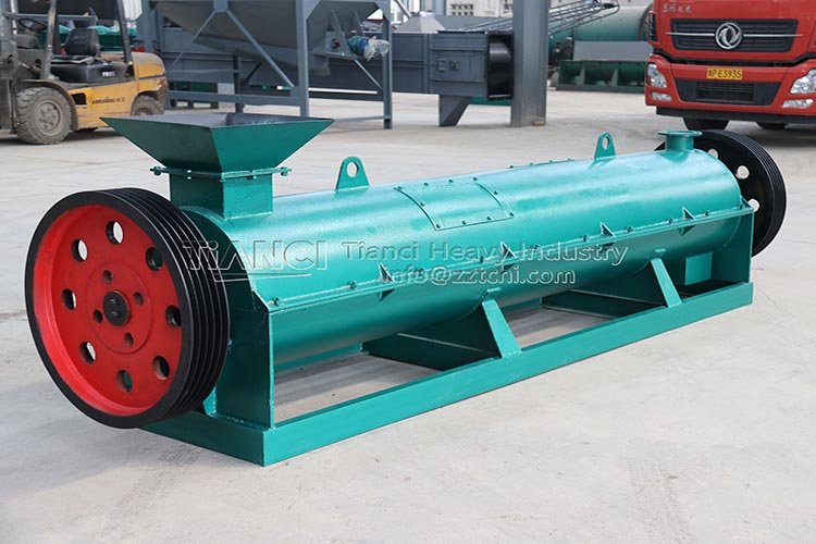 New Type Organic Fertilizer Granulator5